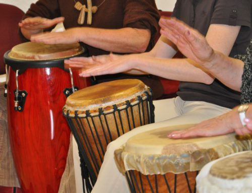 Drumming Hands starten in das Jahr 2020