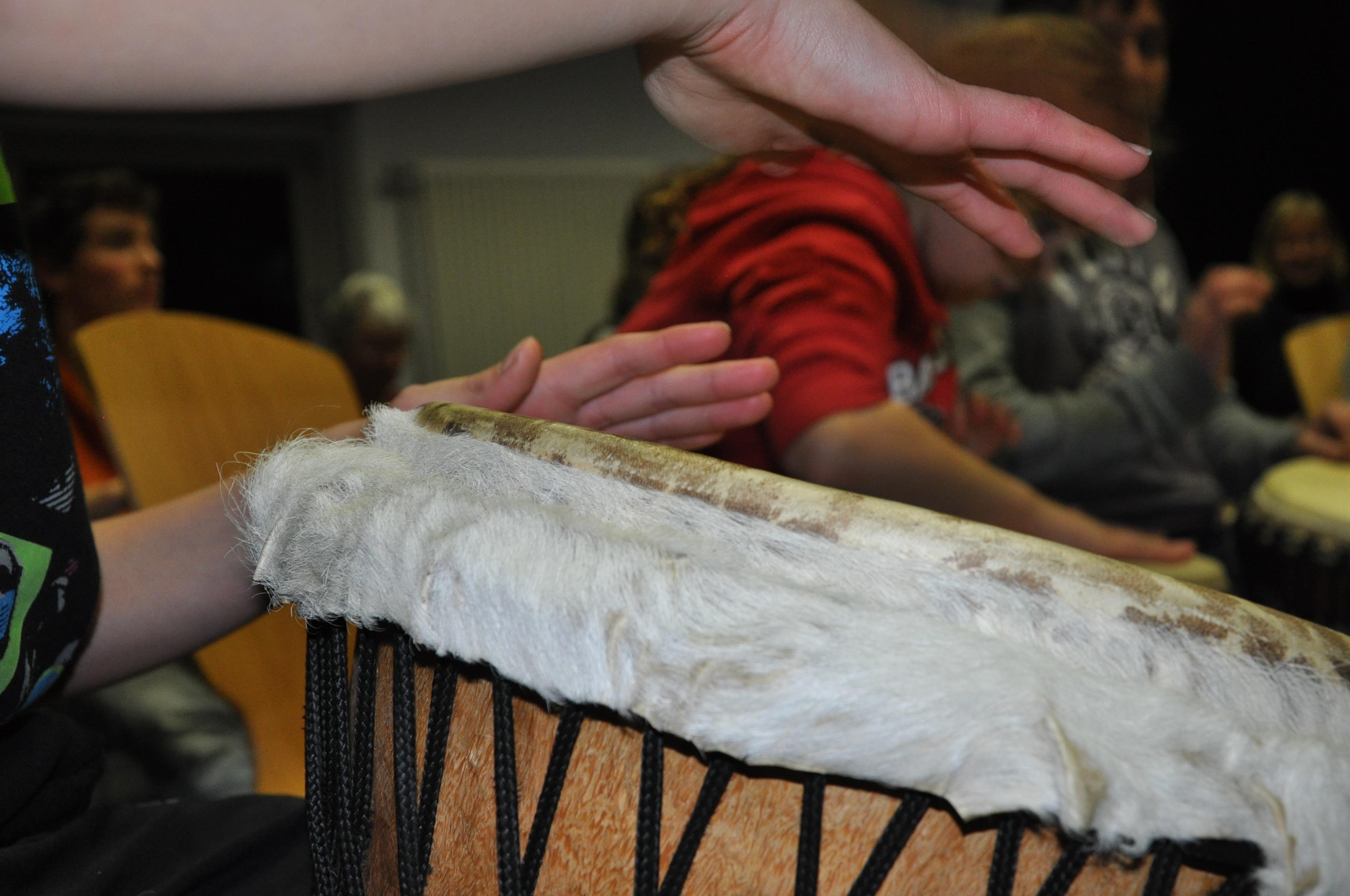 Drumming Hands starten in das neue Jahr 2020