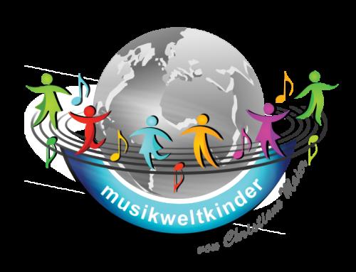 """Musikweltkinder gehen """"e"""" und """"App"""""""