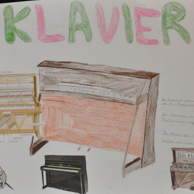 """""""Mozart"""" erklärt das Klavier"""