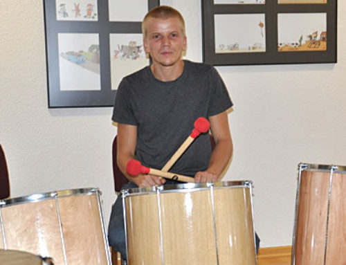 Drumming Hands starten in das Jahr 2019
