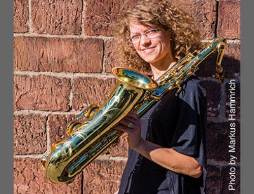 Im Jahr des Saxophons – Christiane und Lisa im Sax-Talk