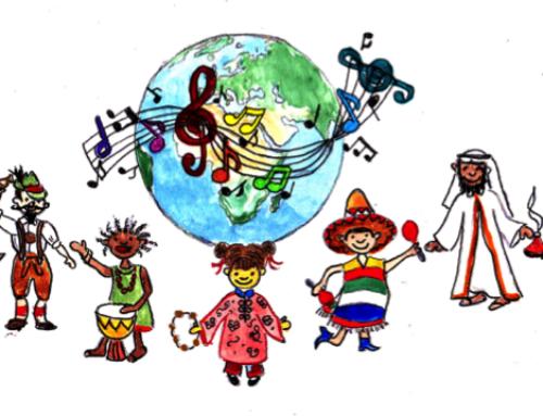 Musik verbindet Kulturen