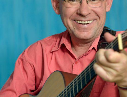 Wolfgang Hering gastiert in Bischofsheim beim Fest der Kulturen