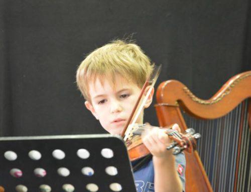 Musikinstrumente in Bischofsheim lernen