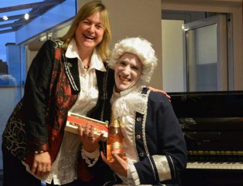 """""""Mozart entdeckt das Klavier"""" – Wir laden ein zum Sitzkissenkonzert"""